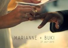 Marianne & Buki