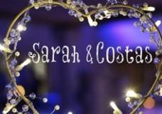 SARAH & COSTAS