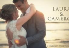 LAURA & CAMERON