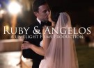Ruby & Angelos' amazing wedding