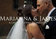 Marianna & James | The Brewery