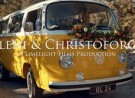 Eleni & Christoforos' amazing wedding