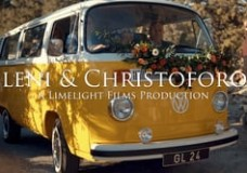 Eleni & Christoforos' amazing wedding