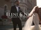 Eleni & NIck at the Langham